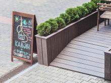 SW Fagus - терраса ресторана «Хорошее место»