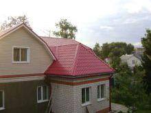 Кровля под ключ цена от 1000 рублей за кв. метр, проект №309