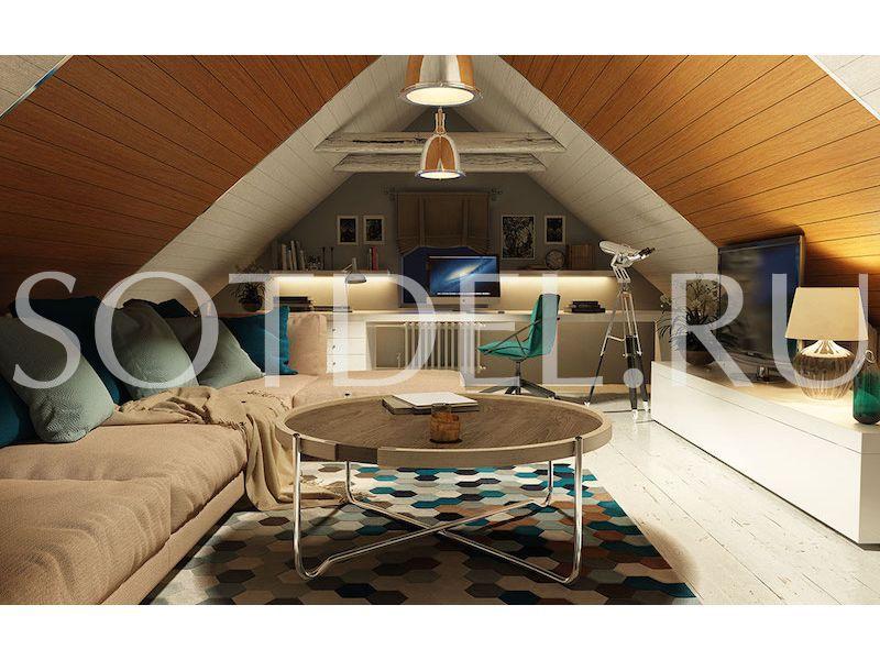 Тепло - звукоизоляционные потолочные панели для внутренней отделке