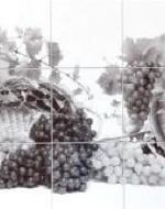 Виноград, черный