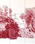 Виноград, бордо