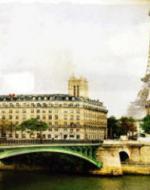 Париж ретро