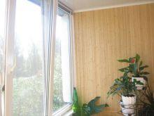 Установка пластиковых окон КБЕ на балкон