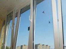 Пластиковые окна Проплекс для лоджии