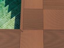 террасная кассета terraz По-настоящему приятна лишь терраса, в которой есть стиль: террасная кассета terraza, цвет terracotta (терракотовый)