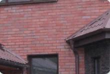 Серия Hand-Laid Brick под кирпич
