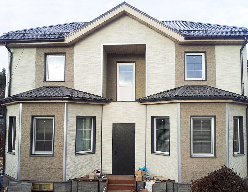 Японский фиброцементный сайдинг - новейший фасадный материал