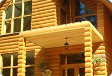 Блок хаус из сосны