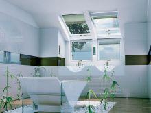 Карнизное мансардное окно Velux VFE