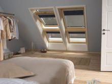 Комплекс из 4 мансардных окон Fakro обеспечит отличное освещение и обзор