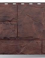 Цокольный сайдинг Альта-Профиль, коллекция «Гранит» Альпийский