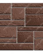Holzplast, коллекция Бут Темно-коричневый