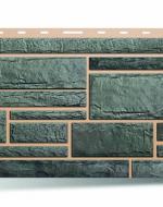 Цокольный сайдинг Альта-Профиль, коллекция «Камень» Серый
