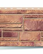Цокольный сайдинг Альта-Профиль, коллекция «Камень» Кварцит