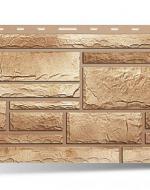 Цокольный сайдинг Альта-Профиль, коллекция «Камень» Песчаник