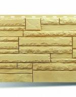 Цокольный сайдинг Альта-Профиль, коллекция «Скалистый камень» Кавказ