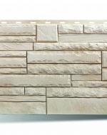 Цокольный сайдинг Альта-Профиль, коллекция «Скалистый камень» Альпы