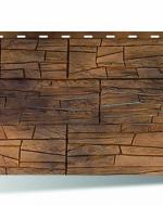 Цокольный сайдинг Альта-Профиль, коллекция «Каньон» Канзас