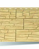 Цокольный сайдинг Альта-Профиль, коллекция «Каньон» Монтана