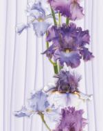 Стеновые панели Нико Пласт коллекция Орто, цвет Ирис 1, 349