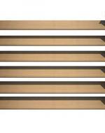 Декоративные заборы и ограждения Savewood (Сейвуд) из ДПК Тик