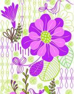 Стеновые панели Нико Пласт коллекция Весенняя симфония, цвет 198