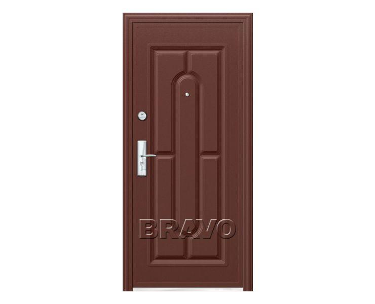 дверь железная стальная 205 96