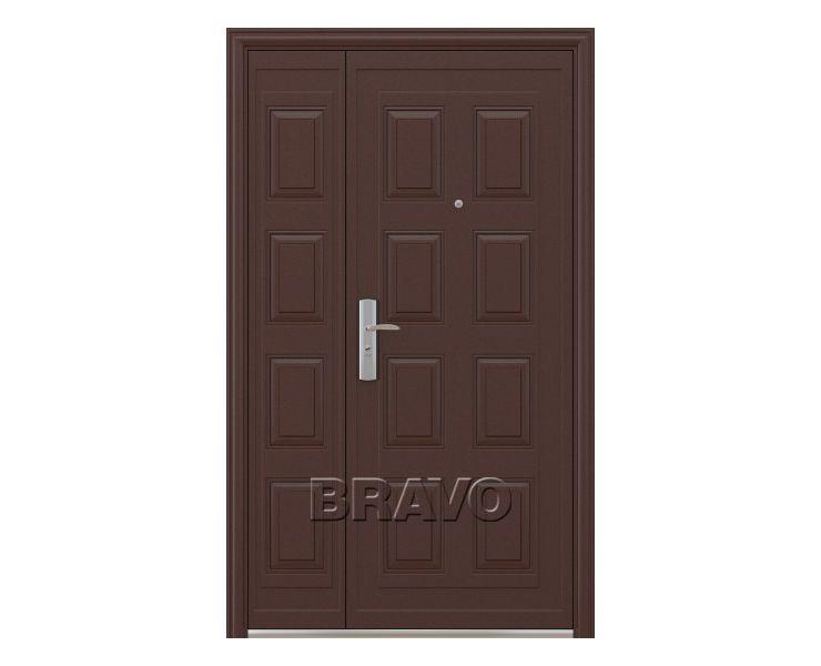 железная дверь 205 120